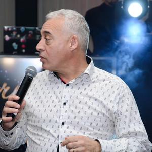 John Sader - President of The Lebanese Figure Skating Federation