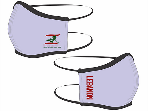 LIHF Official Reusable Medical Facemask (Level-2)