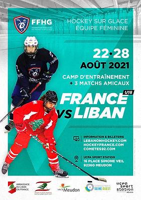 Lebanon & France Friendly Games- Women U18