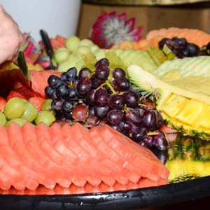 Sweet Table Fruits