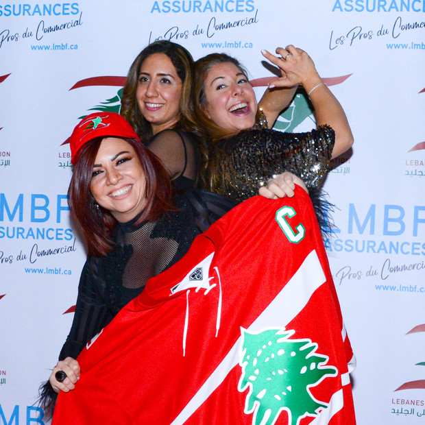 Lebanese Ice Hockey Jersey fun