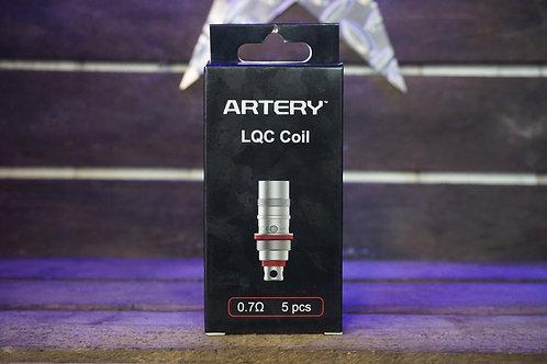Artery LQC Coil