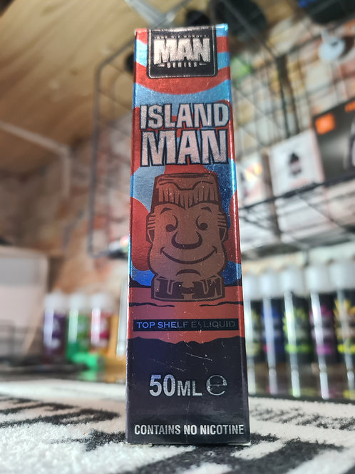 Island man by one hit wonder 50ml