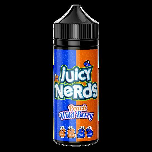 Juicy Nerds Peach Wild Berry 50ml