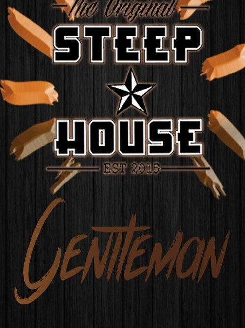 Gentleman 50ml by Steep House