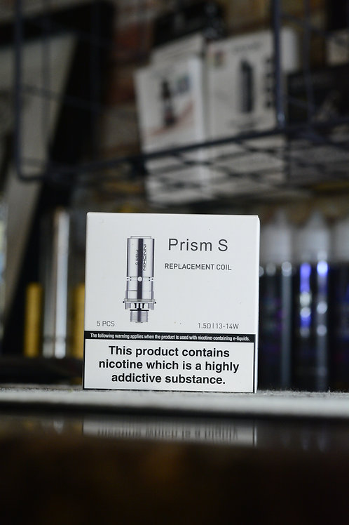 PRISM S replacement coil 5pcs