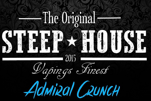 Admiral Crunch 50ml by Steep House