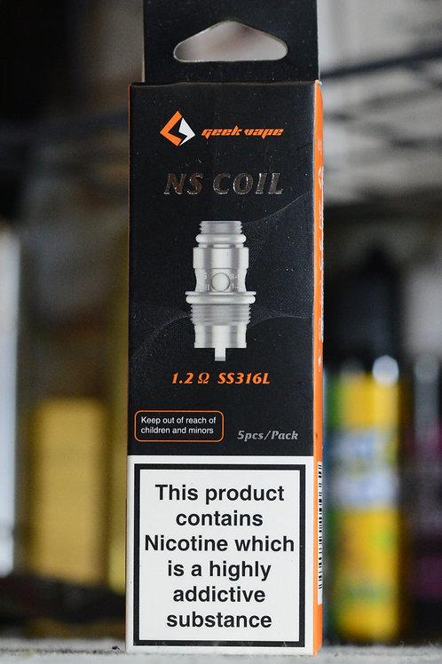 NS coil 5pcs