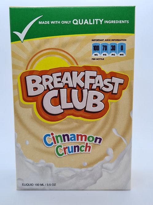 Breakfast Club Cinnamon Crunch 100ml