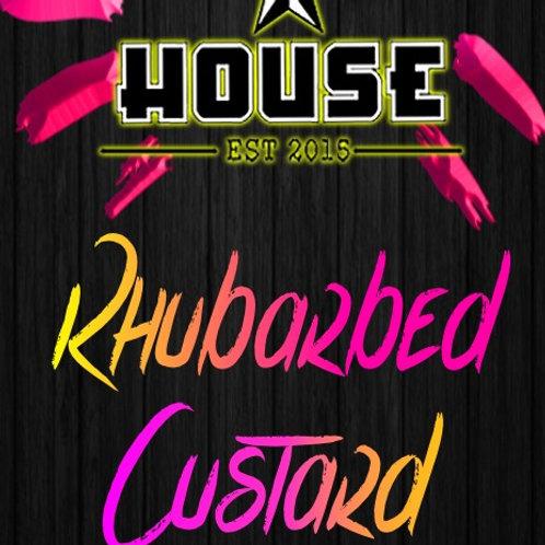 Rhubarbed Custard 50ml by Steep House