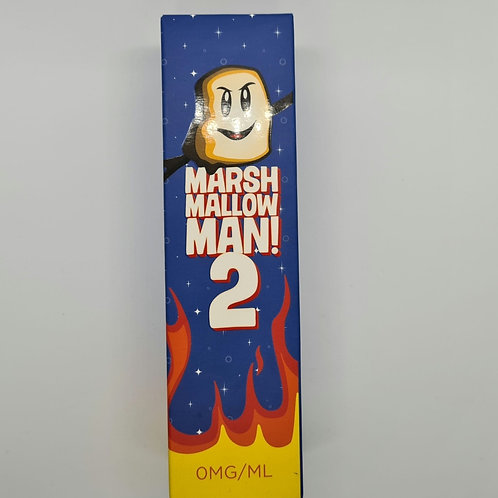 Marshmallow man 2 50ml Marina Vape