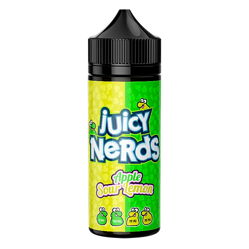 Nerds Apple Sour Lemon 50ml