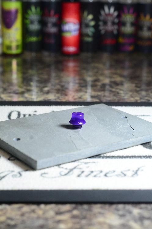 purple resin 510 driptip