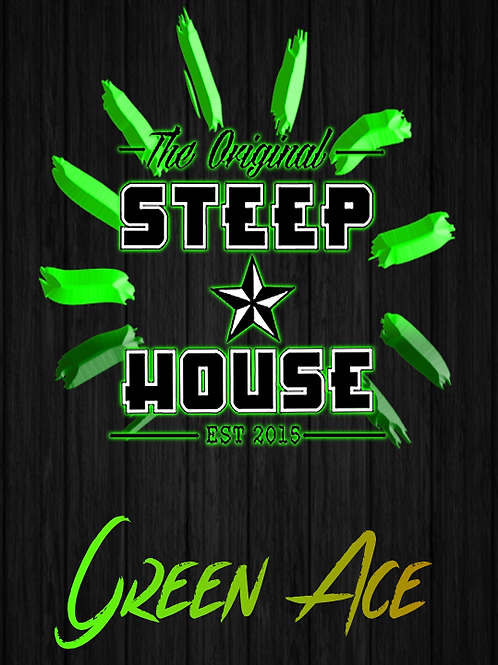Green Ace 50ml by Steep House