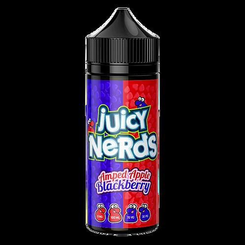Juicy Nerds Amped Apple Blackberry  50ml