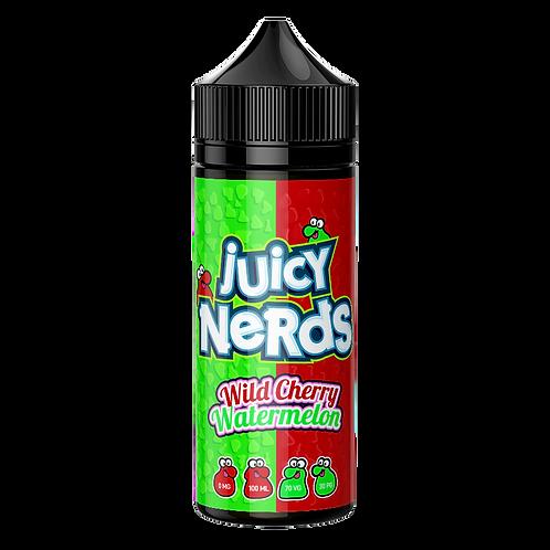 Juicy Nerds Wild Cherry Watermelon 50ml