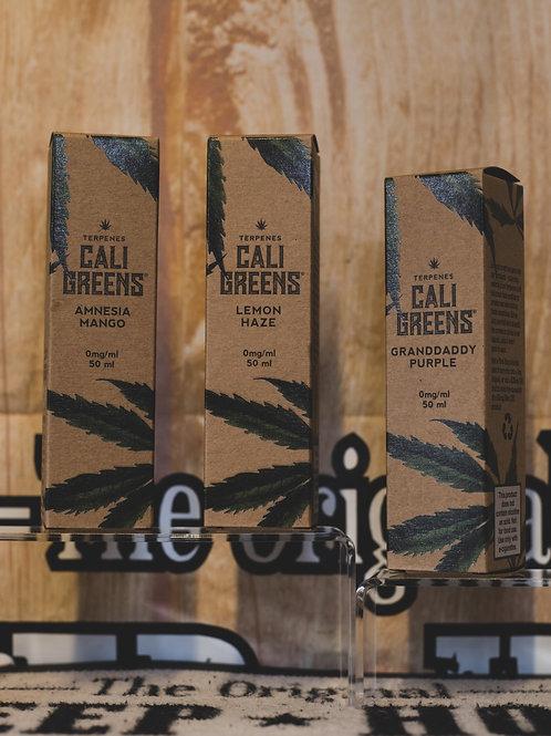 Cali Greens Terpene Blends 50ml