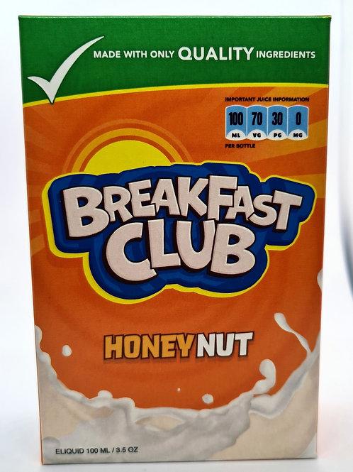 Breakfast Club Honey Nut 100ml