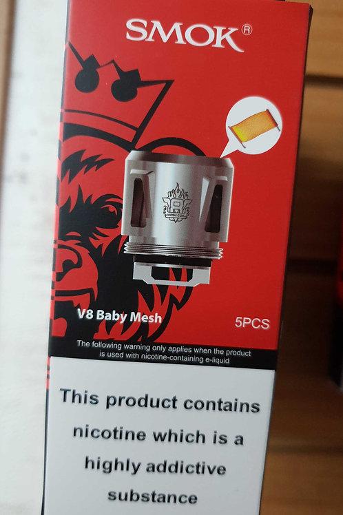 Smok V8 Baby Mesh 5pcs