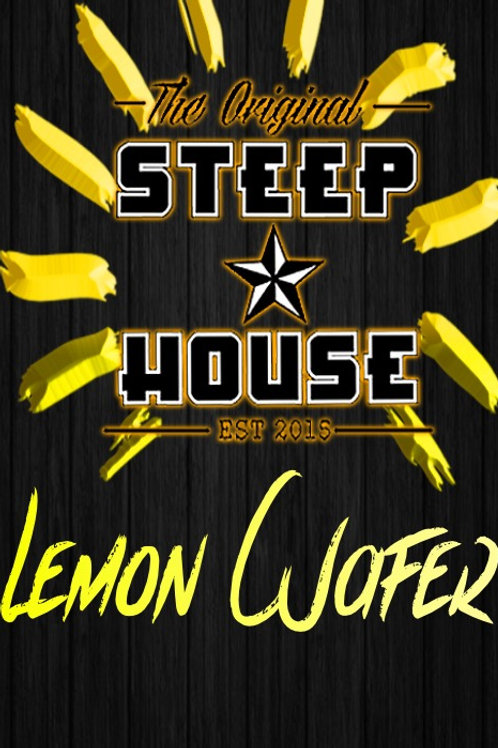 Lemon Wafer 50ml by Steep House