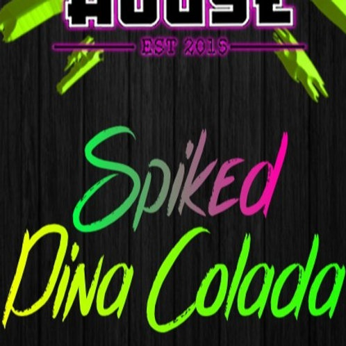 Spiked Pina Colada 50ml by Steep House