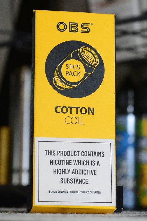 Cotton Coil 5pcs