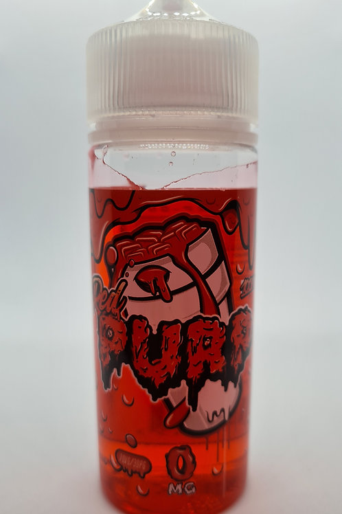 Red Purp  Strawberry Hard Candy Lemonade 100ml