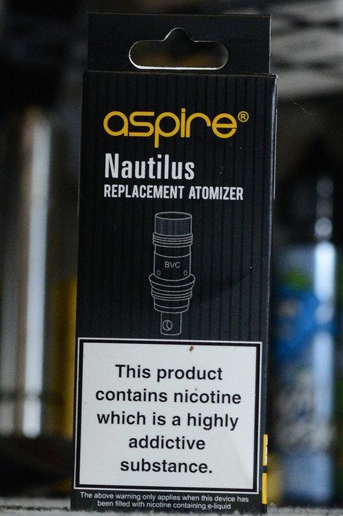 Nautilus replacement atomizer 5pcs