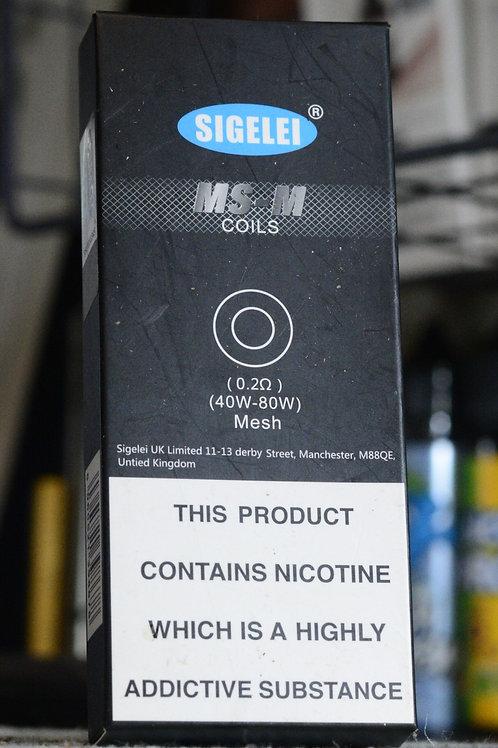 MS-M coils 5pcs