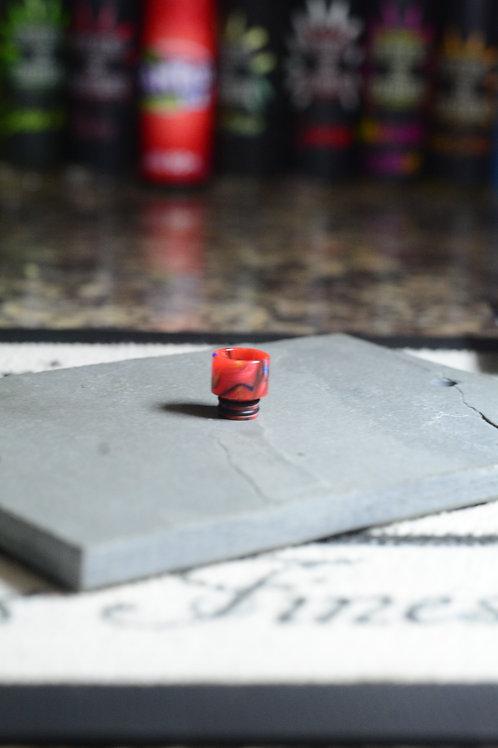 red blue resin 510 driptip