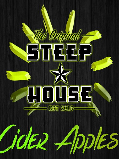 Cider Apples 50ml by Steep House