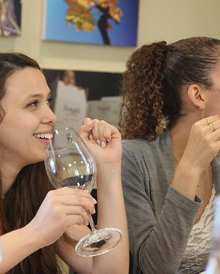 סדנת יין בבית