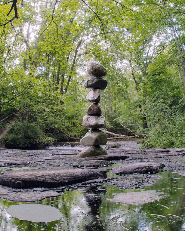 CGI-Piedras Zen