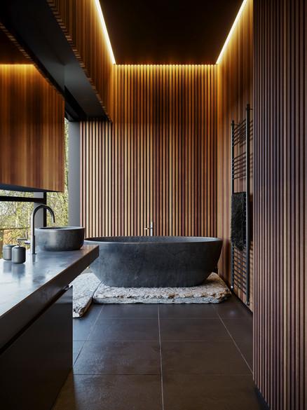 CGI-Dark Bathroom