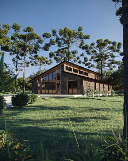 CGI-Modern Villa