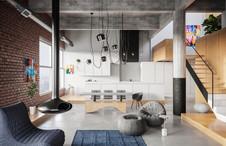 CGI- NY Apartment