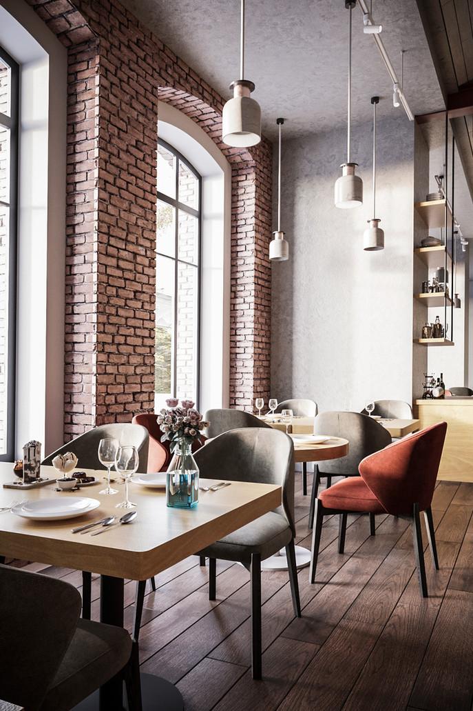 CGI-Restaurant C.U.
