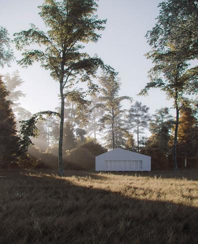 CGI- Alencar Cabin