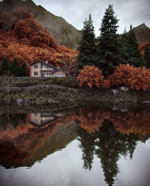 CGI- Lake House