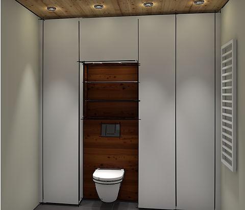 Badezimmer, Planung, Möbel, Duschverglasung, Naturofloor, Arth Goldau, Schwyz, Schweiz
