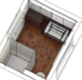 Spiegelschrank auf Mass, Glasdusche Schwyz, Möbel Badezimmerumbau Schwyz Türen