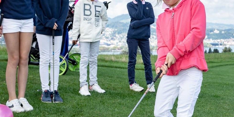 Compétition école de golf