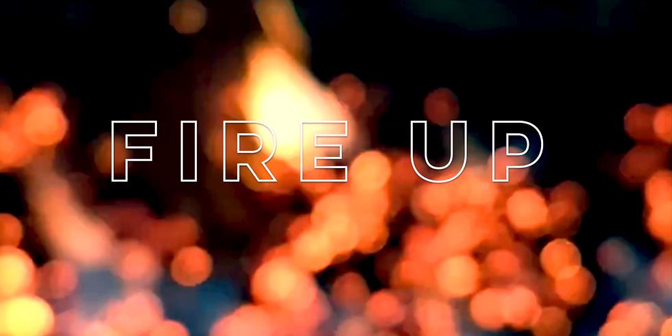 FIRE UP - Faszination Feuerlauf