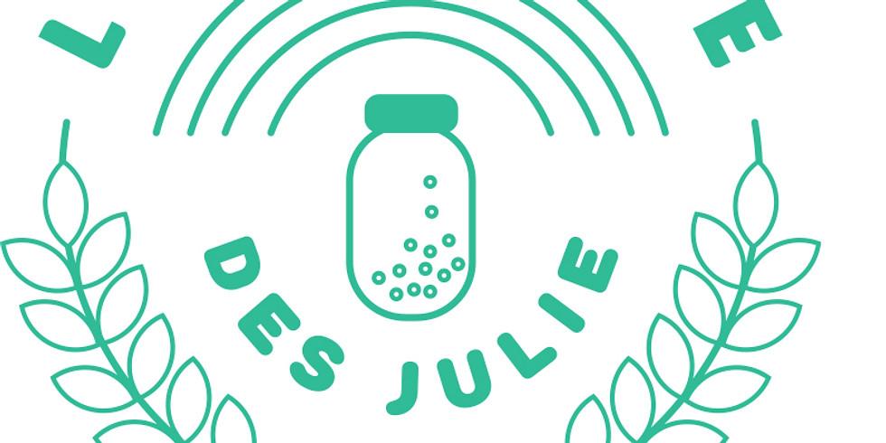 Coupe de l'épicerie des Julie