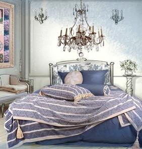Dutch Boudoir royale sprei Gustavian Folk 260 x 260