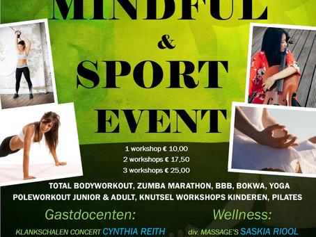 Mindful & Sport Event