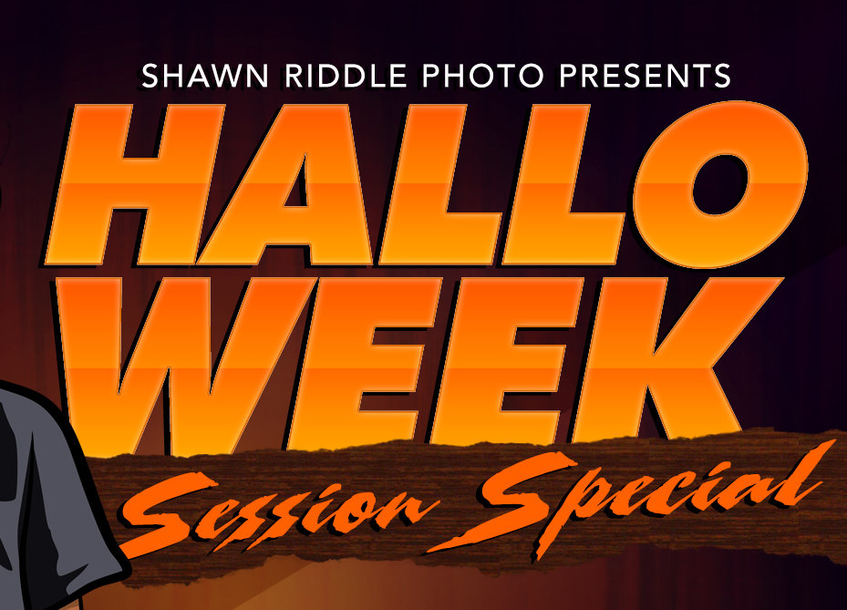 HALLOWEEK SESSION SPECIAL!