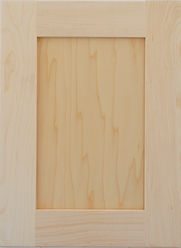 Maple Door (Shaker - Natural)