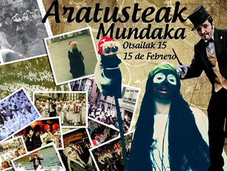Atorras and lamias will be in Mundaka the next weekend
