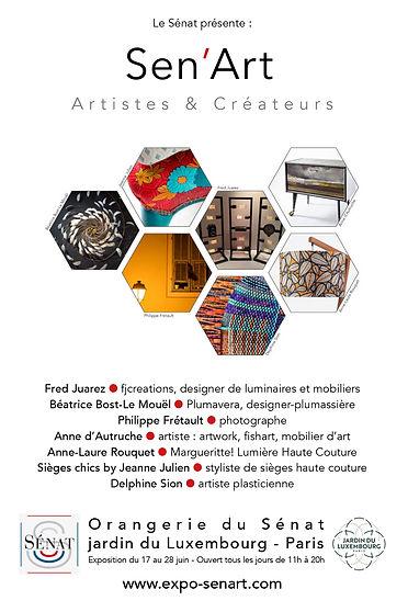Sén'art - Paris - 2021